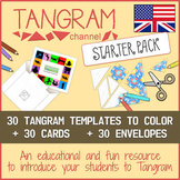 Tangram Channel - STARTER PACK (90 templates)