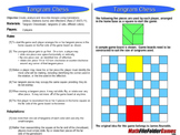 Tangram Chess - Transformation Math Games