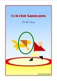 Tangram - 20 Circus Puzzles (1) - Puzzle Cards & Math Mats