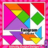 Tangram Clip Art | Shapes