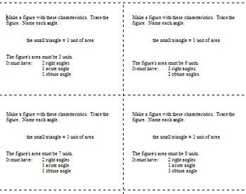 Tangram Command Cards