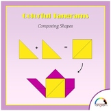 Tangram - Geometry 4: Compose 2d shapes