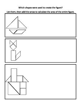 Tangram Composite Figures