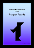 Tangram Freebie - Winter Puzzle / Penguin - Math Mats & Puzzle Cards