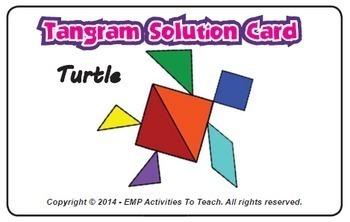 Tangram Fun Series 1