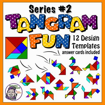 Tangram Fun Series 2