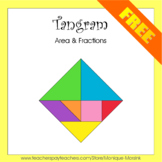 Tangram Grid - Area & Fractions