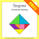 Tangram Grid - Coordinate Graphing - Ordered Pairs