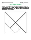 Tangram Math Homework