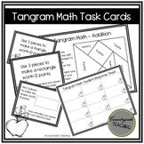 Tangram Math Task Cards