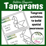 Tangram   Outdoor Classroom Math Activities