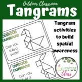 Tangram | Outdoor Classroom Math Activities