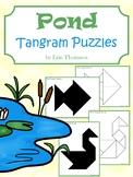 Tangram Puzzles ~ Pond