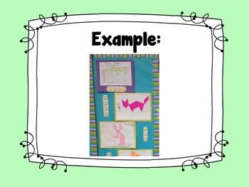 Tangram Rubric with Tangram Template