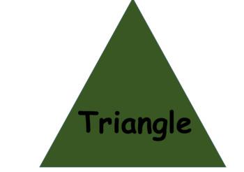 Tangram Shape Sorting