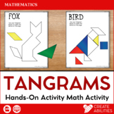 Tangrams Animal Shapes