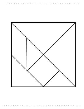 Tangrams: Rules, Shapes, and Sets