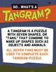 Tangrams – Totally (Spooky!) Tangrams! #2 – Halloween Fun!