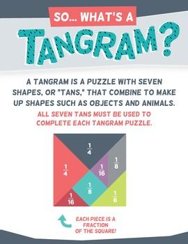 Tangrams – Totally Tangrams! #1 – Animals!