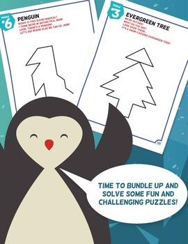 Tangrams – Totally Tangrams! {BUNDLE 1} – Sets 1 – 5