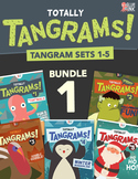 Tangrams – Totally Tangrams! {BUNDLE 1} – Sets 1 – 5