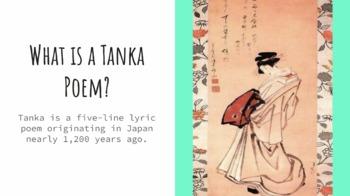 Tanka Poem Project (Powerpoint, Google Slides, Keynote)
