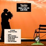 Tanto - Jesse y Joy con Luis Fonsi Song of the Week