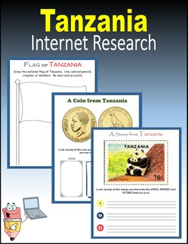 Tanzania (Internet Research)
