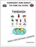 Tanzania, Africa, fighting racism, distance learning, literacy (#1225)