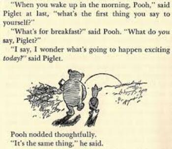 Taoism & The Tao of Pooh