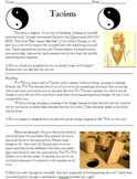 Taoism in Ancient China