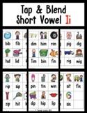 Tap & Blend Short Vowel Ii