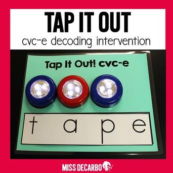 Tap It Out! CVC-E Intervention