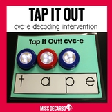 Tap It Out! CVC-E Intervention