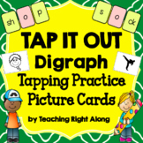 Tap It Out Digraph Tapping Practice Picture Cards