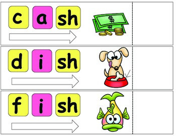 Tap It Out - Digraphs