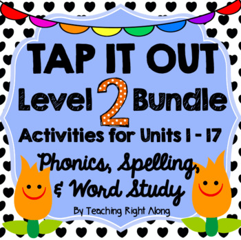 Tap It Out Level 2 FUN Bundle Pack