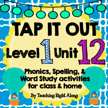 Tap It Out Unit 12 Level 1 (Multisyllabic Words and Compound Words)