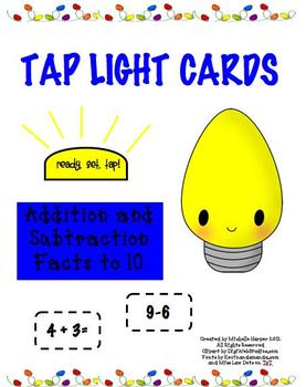 Tap Lights Facts to 10
