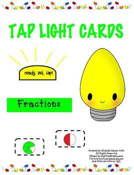 Tap Lights Fractions