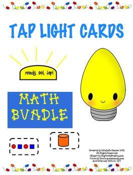 Tap Lights Math Bundle