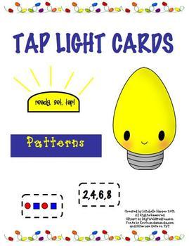 Tap Lights Patterns
