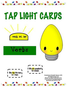 Tap Lights Verbs