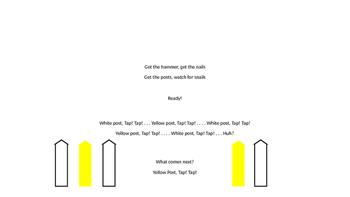 Tap! Tap! Patterning Parent Packet