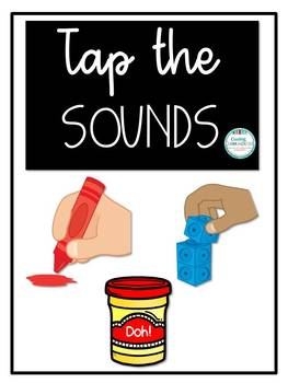 Tap The Sounds- Phoneme Segmenting Practice