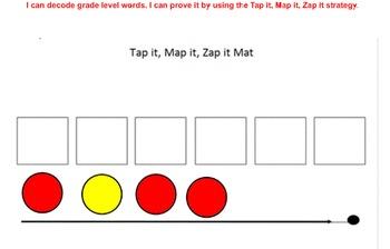 Tap it, Map it, Zap it, Graph it Smart Notebook