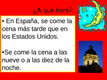 Tapas de Espana- Spanish Tapas Powerpoint. Foods of Spain