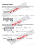 "Tape Diagram Examples Adding & Subtracting ""Engage NY, Eureka Math"" M 107"