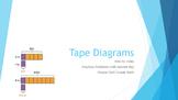 Tape Diagrams/Ratios