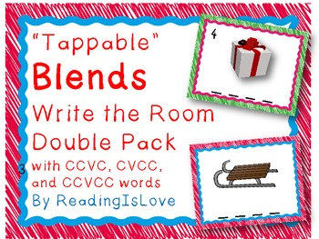 """""""Tappable"""" Blends Write the Room Double Pack"""